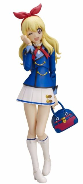 S.H.Figuarts Aikatsu! ICHIGO HOSHIMIYA WINTER UNIFORM Ver Action Figure BANDAI