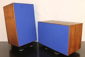 Two-New-JBL-L-100-Ultra-Blue-Grille-Grilles-Inserts-Huntley-Audio-Reproduction
