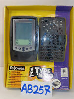 Fellows Pda Type N Go For Palm V All In One Keyboard Sealed