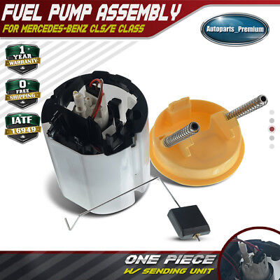 Fuel Pump Assembly for 03-09 Mercedes Benz W211 W219 CLS500 E320 3.2L 3.5L 5.0L