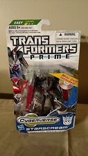 Transformers Prime Cyberverse Commander Class Starscream MISB