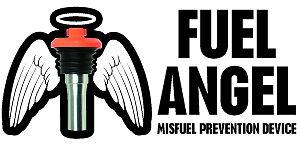 Dispositivo de prevención misfuel repostar combustible Angel visto en Dragons/'s Den Cualquier Marca