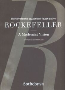 Sotheby-039-s-New-York-ROCKEFELLER-A-Collecting-Legacy-2019-HB