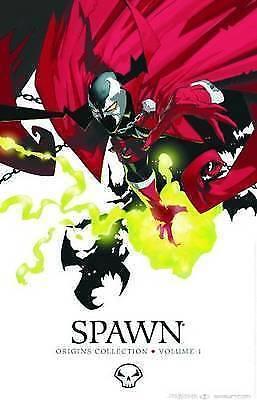 Spawn Origins Collection Volume 1 trade paperback Todd McFarlane Image Comics
