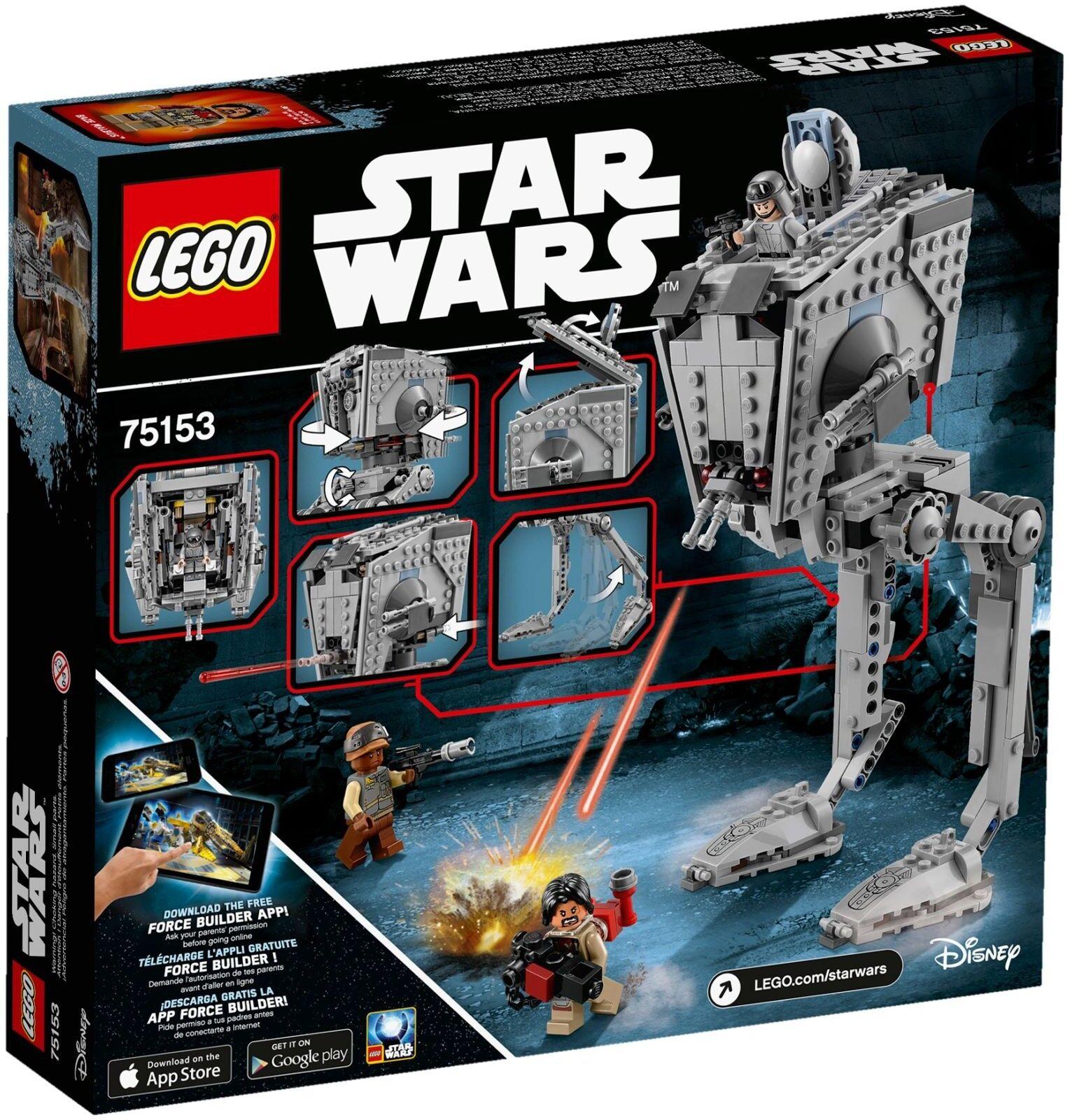 LEGO STAR WARS - 75153-AT-ST Walker-Nuovo Di Zecca Sigillato