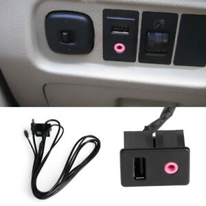 Cavo-adattatore-prolunga-jack-3-5mm-USB-autoradio-stereo-auto-ingresso-AUX-audio