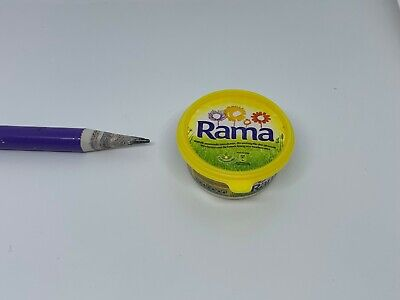 D029 Dollhouse Miniature Stork Country Spread Butter Margarine migro supermarket