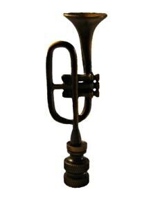 Lamp Finial-OWL-Aged Brass Finish Highly detailed metal casting