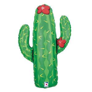 Natura-Aggiunta-Cactus-Palloncino-E-Molto-Attractive-amp-Durevole-E-Con-Unico-Forma