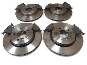 BMW-E46-330-330D-330-Ci-M-SPORT-99-05-FRONT-AND-REAR-BRAKE-DISCS-amp-PADS-SET-NEW