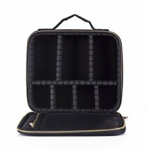 Image Is Loading Best Makeup Case Cosmetic Bag Portable Eva Professional