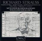 Symphony for Winds Happy Workshop Richard Strauss Audio CD