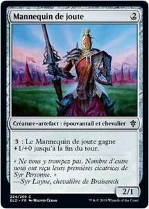 French//VF - Tuinvale Treefolk//Sylvin de Tuinval MTG Magic ELD 4x