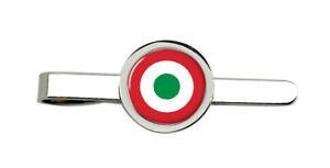 Italien-Air-Force-Ronds-Aeronautica-Militaire-Pince-a-Cravate