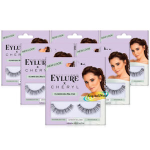 14f23fa6d2b Image is loading 6x-Eylure-Cheryl-Lengthening-No-114-False-Eyelashes-