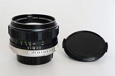 Minolta MC Rokkor-PF 58 mm f/1.4