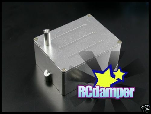 ALUMINUM RECEIVER BOX S TRAXXAS T-MAXX 1.5 2.5 3.3 E-MAXX