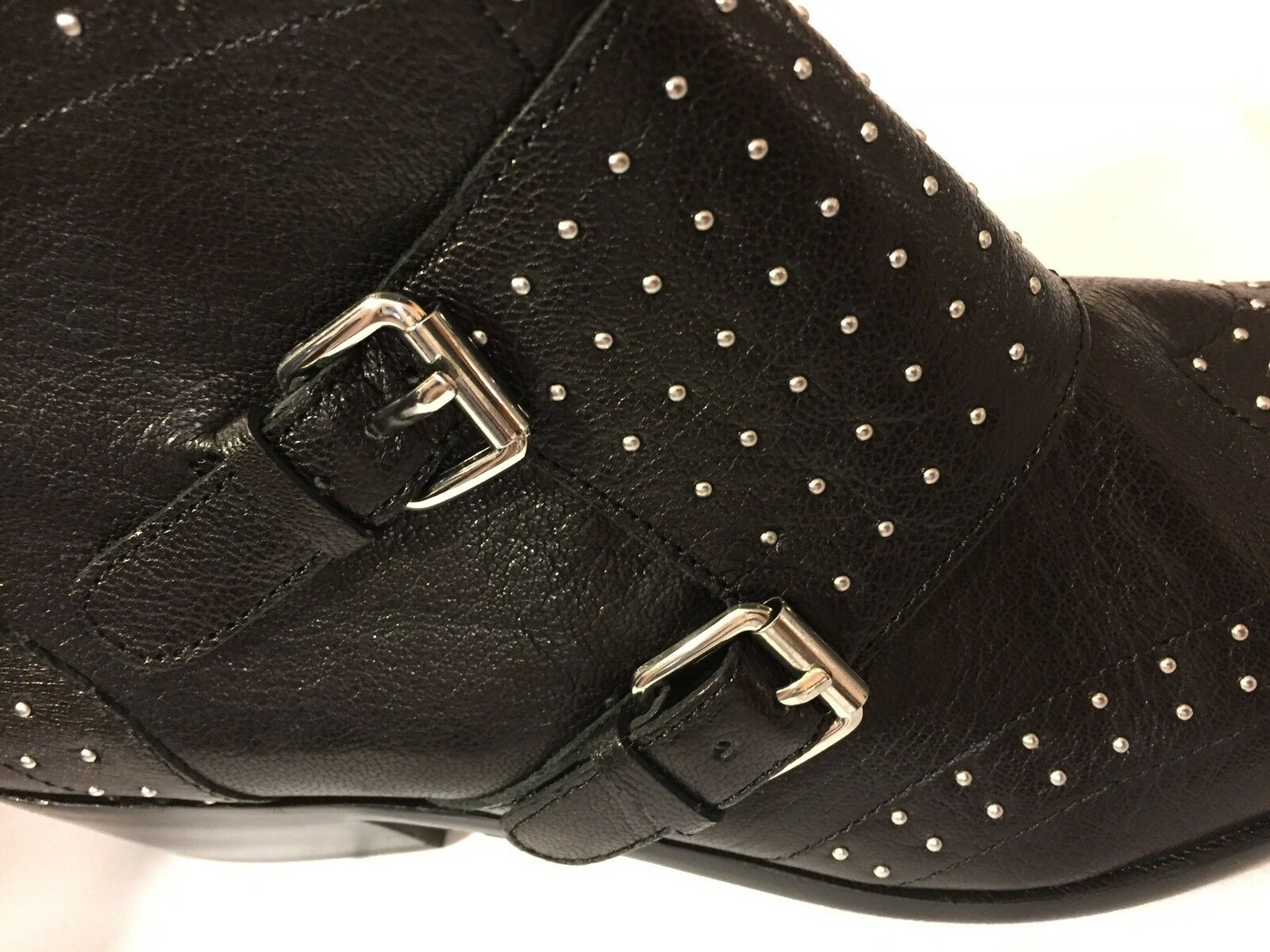 Rebecca Mink-off Studded Studded Studded New Taille 7.5   7 bottes ab19e4