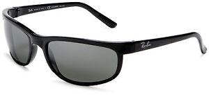3cbb72055c Ray-Ban 62mm Predator 2 Polarized Sunglasses - Black (RB2027601W162) for  sale online   eBay