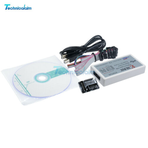 M102 Xilinx Platform USB Download Cable Jtag Programmer FPGA CPLD C-Mod XC2C64A