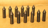 1916 Aluminum Arrow Glue-in Target Points - 65 Gr. - Dozen