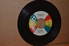 THE REVELS: CHURCH KEY & VESUVIUS; 1960 IMACT 1 VG++ SURF INSTRUMENTAL 45 RPM