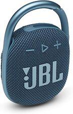 NEW JBL Clip 4 Portable Bluetooth Speaker - Waterproof & Dust-proof 🔵Blue