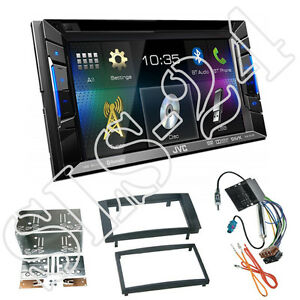 jvc doppel din multimedia autoradio vw t5 multivan. Black Bedroom Furniture Sets. Home Design Ideas
