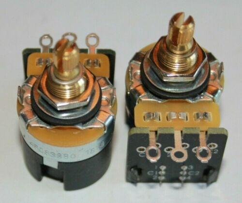 CTS 500K Shorthaft Mojotone Push//Pull Pot World best Push//Pull Poti!