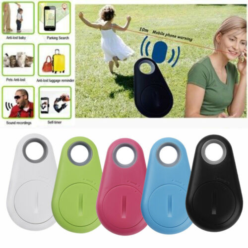 Anti-Lost Theft Device Alarm Bluetooth Remote GPS Tracker Child Pet Bag Wallet