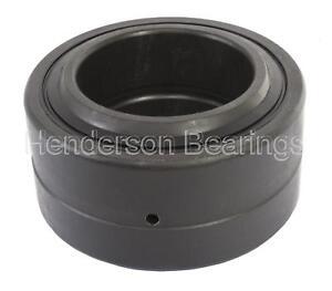GE20ES-2RS, GE20DO-2RS Spherical Plain Bearing Steel/Steel 20x35x16x12mm