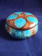 Traumhafte Vallauris Keramik Deckeldose Bonboniere perfekter Zustand Hingucker