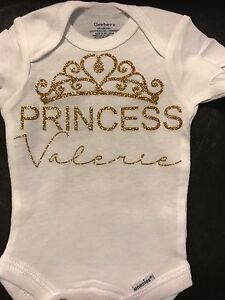 c4a51900 Image is loading Personalized-Baby-Onesie-Gerber-Carter-039-s