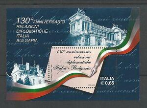 BULGARIA-2009-Relazioni-diplomatiche-BF-em-congiunta-con-l-039-Italia