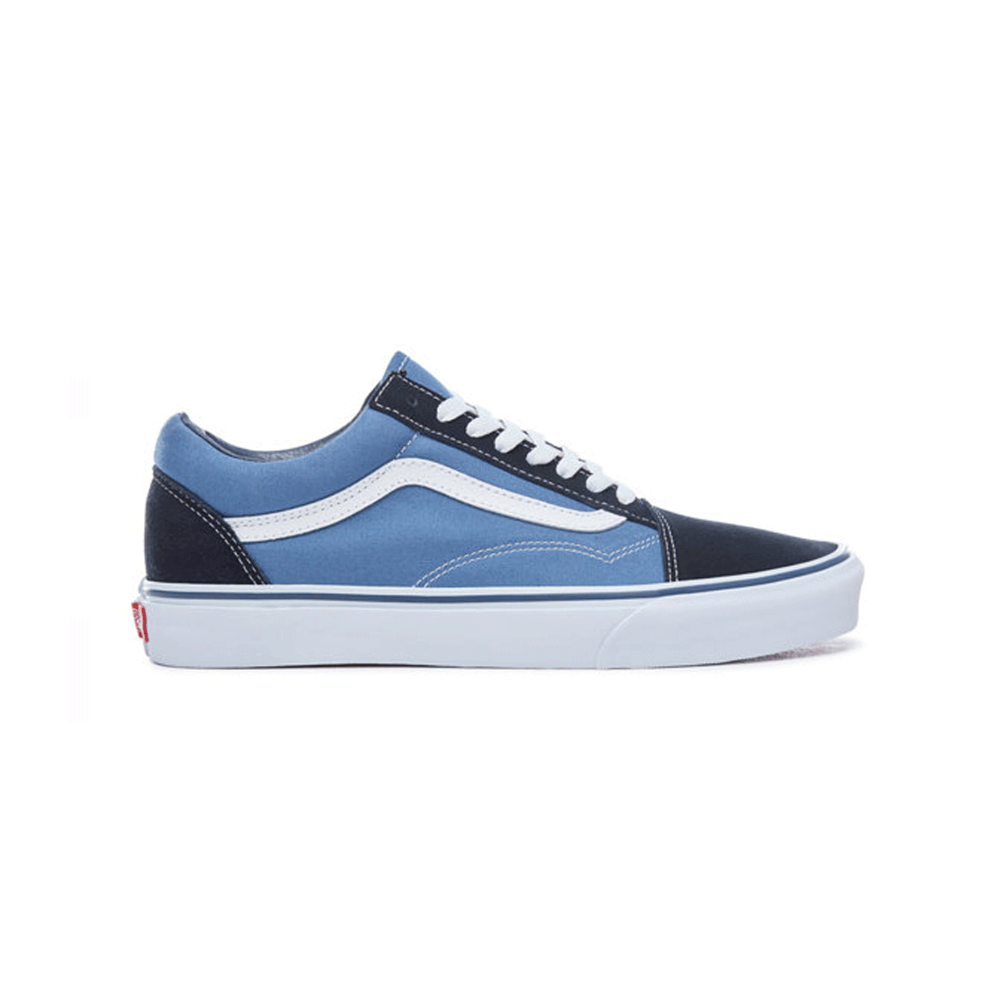 Vans - Old Skool Trainers Navy White