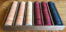 Vintage Poker Chips