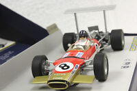 Scalextric C3543a Lotus 49 F1 Graham Hill Serial Number Limited 1/32 Slot Car