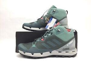 74a5bfa81 Adidas Terrex Fast Mid GTX Surround Hiking Shoes Size 11 Women Size ...