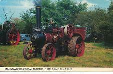 AK Traktor, Manns  agricultural Tractor Little Jim built 1920    (B34)