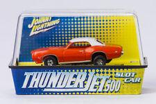 NOS Playing Mantis JL TJet 500 Orange Pontiac GTO Conv HO Slot Car