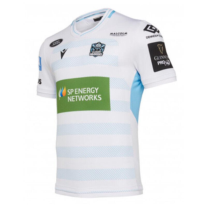 Glasgow Warriors 2019 20 JNR Away Shirt