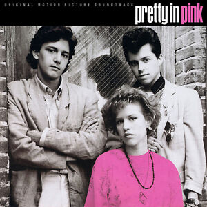 Pretty-In-Pink-ORIGINAL-MOVIE-SOUNDTRACK-Limited-NEW-PINK-COLORED-VINYL-LP