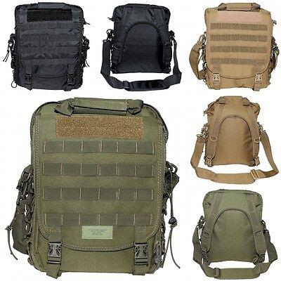 2 in 1 Schultertasche Rucksack MOLLE Umhängetasche Tasche Messenger Bag NEU
