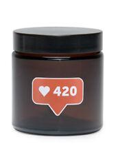 Various Sizes 420 UV Resistant Screw Top Jar FREE UK P/&P Medical Leaf