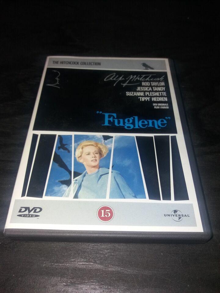 Udenlandske film, DVD, andet