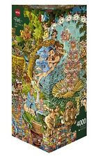 4000 PEZZI hy29637-PUZZLE HEYE-PUZZLE TRIANGOLARE puzzlethe Maiale in arte, RYBA