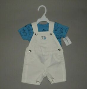 Nwt Baby Boy Clothes 18 Months Carter S Overall Set See Details On Size Sale Ebay