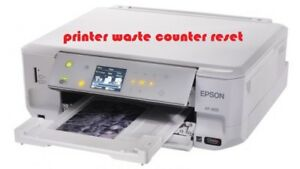 Details about EPSON XP-605 PRINTER WASTE INK PAD RESET DISC/TOOL NEW -  Digital Download