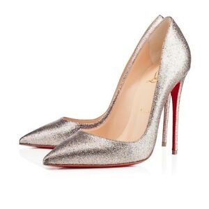 81e3aa3840c Details about Christian Louboutin So Kate 120 Grenadine Stiletto Heels  Pumps Courts Uk 6 Eu 39
