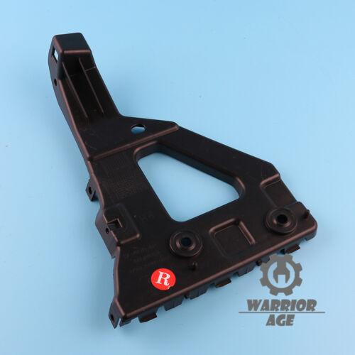 x1 Front Right 4F0807228 Bumper Bracket Mount Guide For AUDI C6 A6 Quattro 05-11